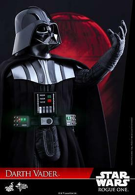 "Star Wars Rogue One Darth Vader 12"" Hot Toys 1/6 Scale Figure MMS388"
