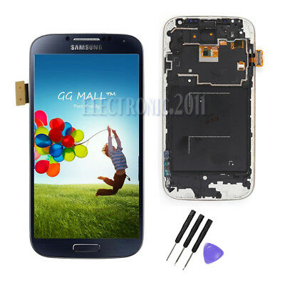 For Samsung Galaxy S4 i9505 LCD Display Digitizer Touch Screen Assembly Black