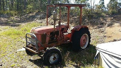 Nuffield tractor 1969 diesel.