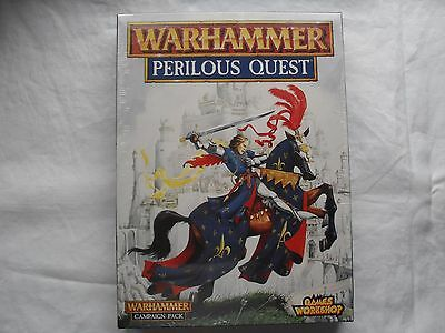 Games Workshop WARHAMMER PERILOUS QUEST CAMPAIGN PACK - Unopened
