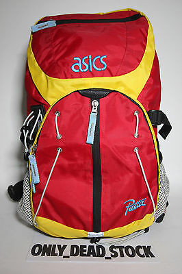 Patta X Asics Backpack Red Parra Delta Elms Red Black Purple 2009 Gel Lyte Speed
