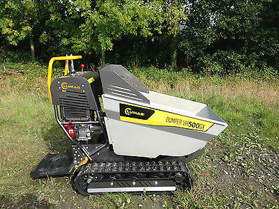 Lumag VH500  Mini Dumper German Quality Great Price 500KG Hydraulic Drive