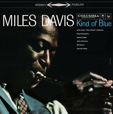 Miles Davis - Kind of Blue 180g vinyl LP New Sealed Jazz