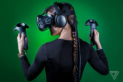 HTC VIVE - Virtual Reality System *BRAND NEW IN BOX* Reduced Price!!