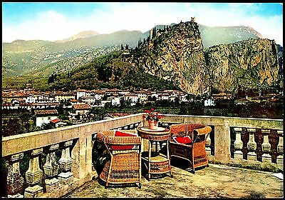 Arco - Panorama View Castle- Italy