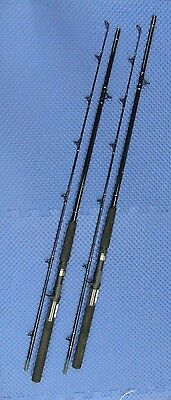 OKUMA CLASSIC PRO 7' LEADCORE TROLLING FISHING ROD CPLC70 2 Pack
