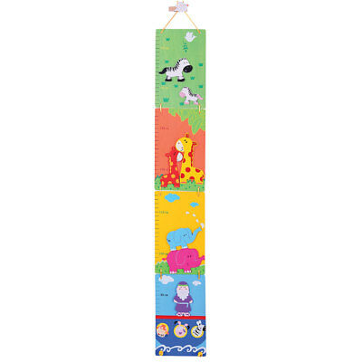 Bigjigs Toys Height Chart (Noah's Ark)