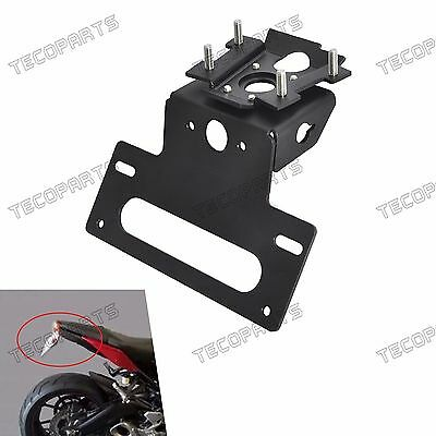 CNC Fender Eliminator License Plate Bracket for Yamaha MT09 FZ09 2014 2015 2016