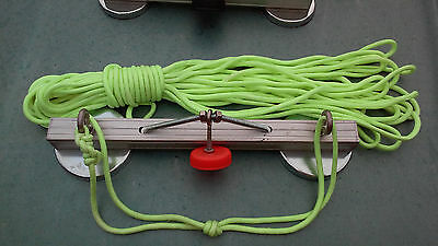 200lb (total) Magnet Fishing Gear - USA 3 day shipping!