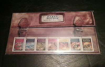 Gb Presentation Pack Harry Potter  374 Mint Condition