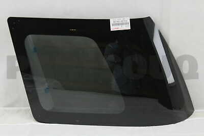 6274035153 Genuine Toyota WINDOW ASSY, QUARTER, RR LH 62740-35153