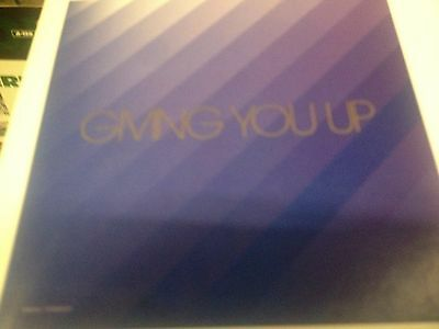 Kylie Minogue - Giving You Up Promo White Label 12""