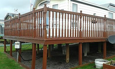 used decking