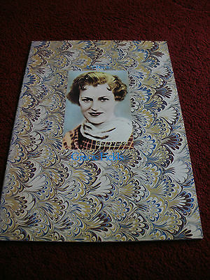 Theatre Programme - A Tribute To Gracie Fields 1979/80 Excellent Condition