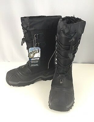 7fe11998fd MEN'S BAFFIN ICEBREAKER Snow Boot Size 11 NWTS Elite Series ...