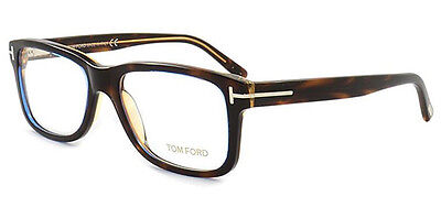 Tom Ford Authentic Designer Men's Eyeglasses Made In Italy FT5163 55A
