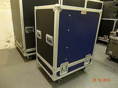 Olympic Flight Case. Top Quality, Heavy duty, Good Condition.