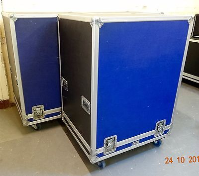 Large Olympic Flight Case. Top Quality, Heavy duty, Good Condition.