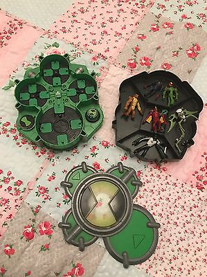 Ben 10 Creation Chamber and figures!