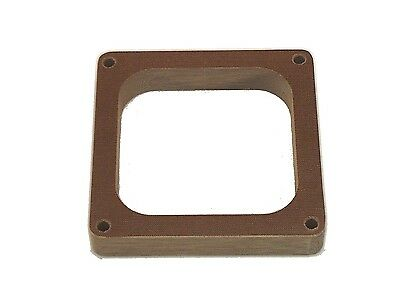 Canton Racing Products 85-200 Open Phenolic Carb Spacers
