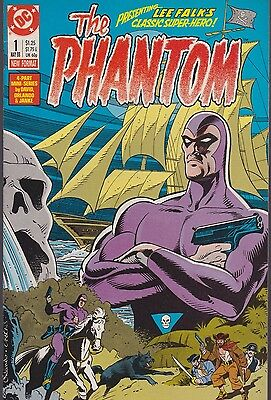 The Phantom #1 Dc  1988  Combined Shipping Available