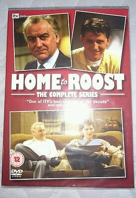 Home to Roost  series 1-4 complete 5 disc DVD boxset NEW SEALED