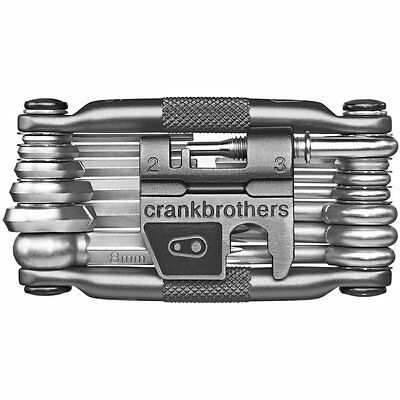 Crank Brothers Multi 19 Function Bike / Cycling Multi Tool