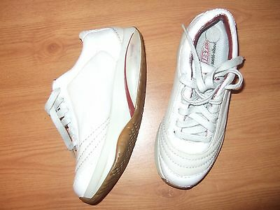Ladies Mbt White Physiological Tone Up Trainers Size 4 (37)
