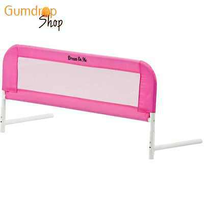 Dream On Me Bed Rail In Pink