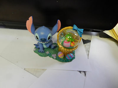 "Lilo And Stitch Easter Globe Stitch, 4"" Tall, New In Packaging, Box 10"