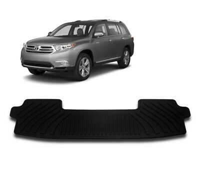 2008-2013 Highlander (3RD ROW) Floor Mat (ALL WEATHER) 1PC Toyota PT908-48000-02
