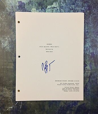 GFA Archer Sterling * H JON BENJAMIN * Signed TV Series Script EJ1 COA