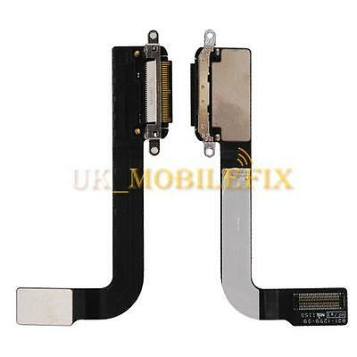 Charging Dock Connector Port Flex Cable Ribbon Replacement For Apple iPad 3 UK