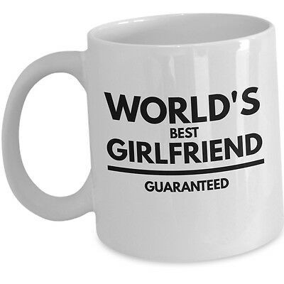Best Girl Friend Coffee Mug 11oz White Valentines Day Gift for Her Dating Sweet