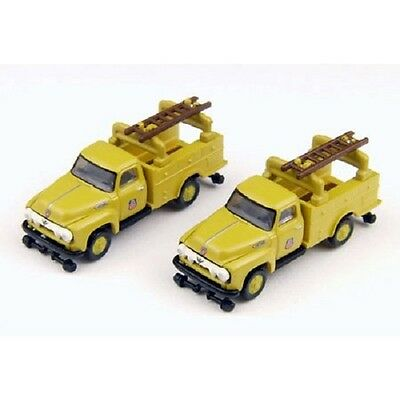 Union Pacific Utility Trucks - N scale vehicle, Ford pickup