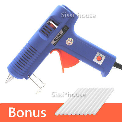 150W Glue Gun Electric Heating Craft Hot Melt Glue Gun scrapbook 10 Glue Sticks