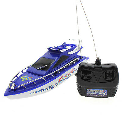 HOT! Radio Remote Control RC Speed Boat Electric Toy Ship Simulation Model Gift