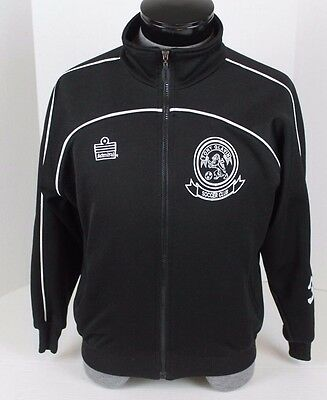 Vintage Tony Glavin Soccer Club St. Louis Mo Admiral Track Jacket Youth Size L