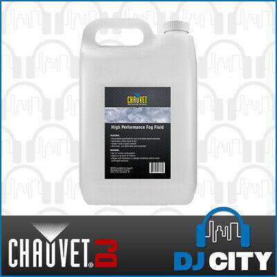 Chauvet DJ Smoke Machine Fluid FJ5 Fog Juice 5L Water Based Solution