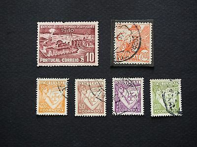 Timbres Portugal