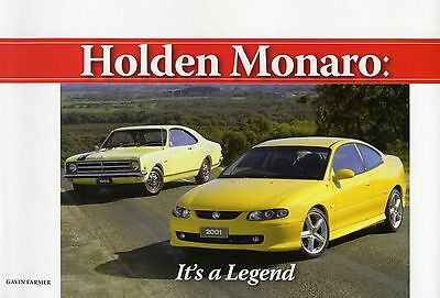 Holden Monaro: It's a Legend by Gavin Farmer (Hardback, 2011)