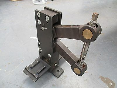 Channel Punch for Network Rail channel rodding
