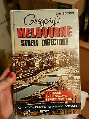 Gregory's Melbourne & Suburbs Street Directory