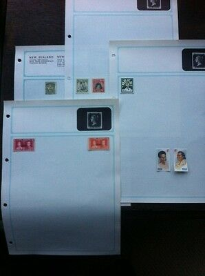 Niue Old Mint Stamp Collection