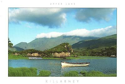 Ireland  -  Upper Lake in Killarney-Nationalpark - Coutry Kerry  -  1999