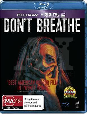 Ultraviolet code ONLY- HD- Don't Breathe