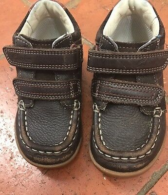 Clarks First Shoes Boys Boots 5.5F