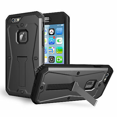 "New Luxury Hybrid 360° Shockproof Hard Case Cover For Apple iPhone 6/6S 4.7"" B10"