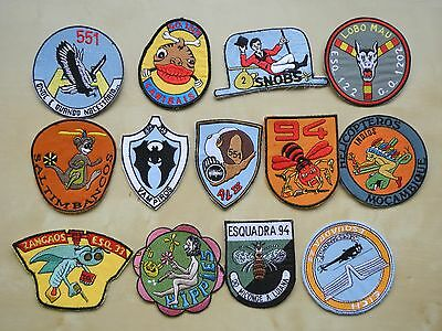 Portuguese Air Force Patch Group Alouette Official repro