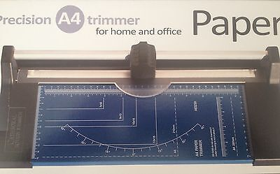 Cathedral A4 Precision Paper Trimmer - Photo Cutter